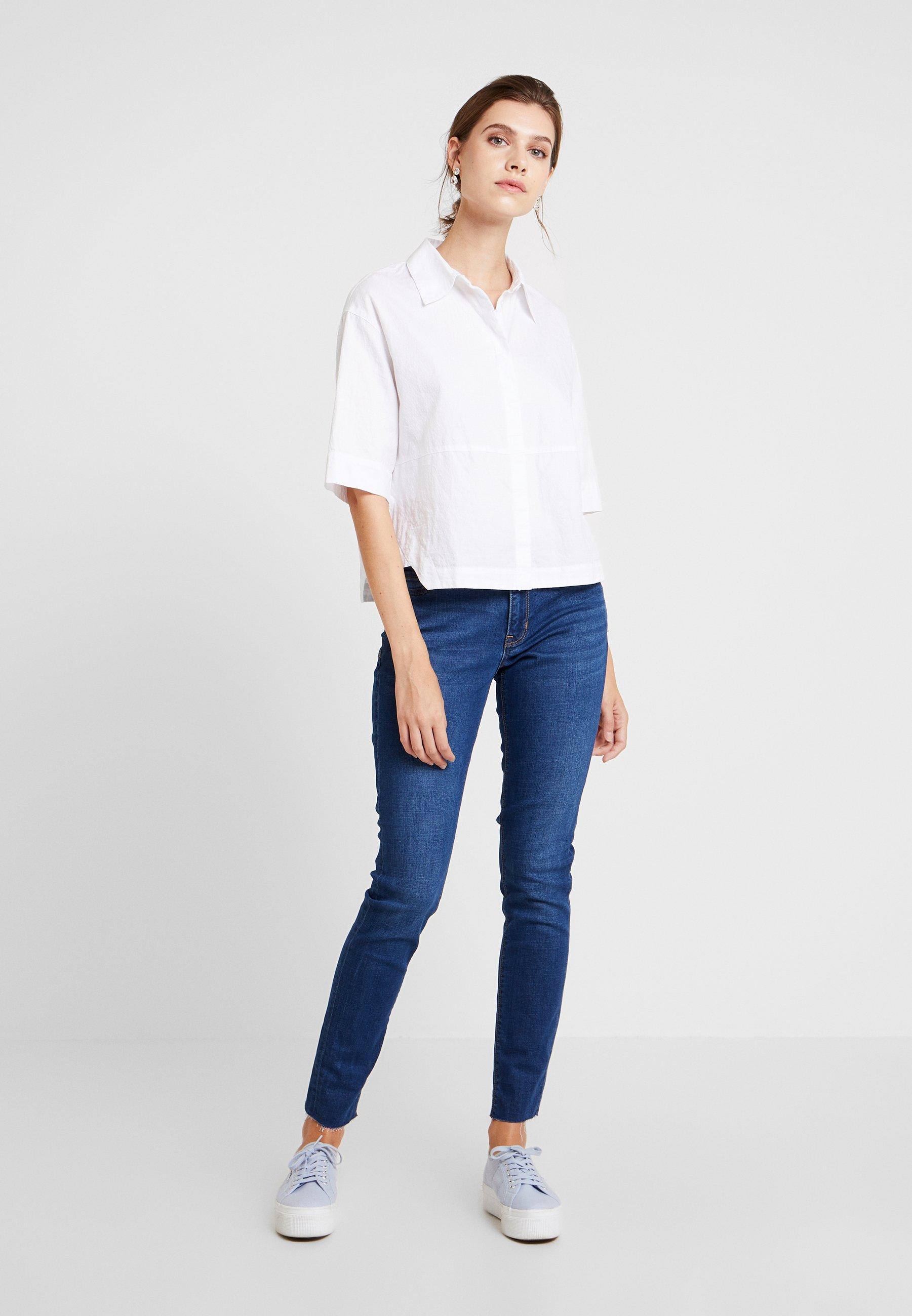 s.Oliver Jeans Skinny Fit blue denim