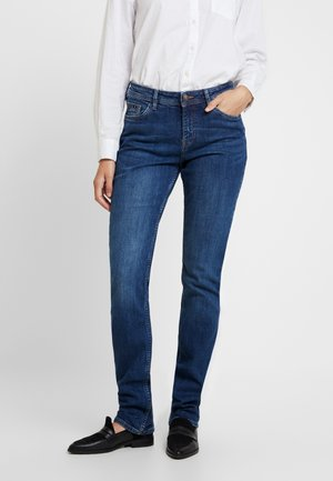 SMART - Jeans straight leg - dark blue denim