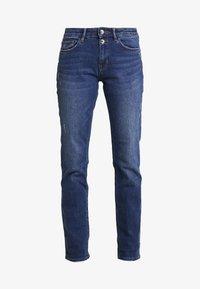 s.Oliver - SMART STRAIGHT - Jeans straight leg - blue - 4