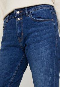 s.Oliver - SMART STRAIGHT - Jeans straight leg - blue - 5