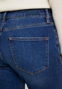 s.Oliver - SMART STRAIGHT - Jeans straight leg - blue - 3