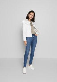 s.Oliver - HOSE - Jeans Skinny Fit - dark-blue denim - 1