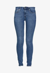 s.Oliver - HOSE - Jeans Skinny Fit - dark-blue denim - 4