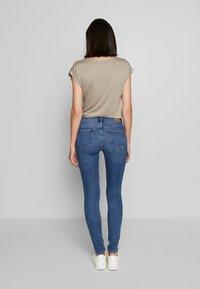 s.Oliver - HOSE - Jeans Skinny Fit - dark-blue denim - 2