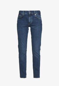 s.Oliver - HOSE LANG - Jeans straight leg - blue denim - 4