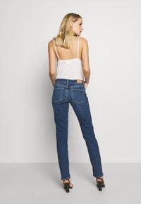 s.Oliver - HOSE LANG - Jeans straight leg - blue denim - 2