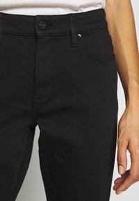 s.Oliver - LANG - Slim fit jeans - black - 4