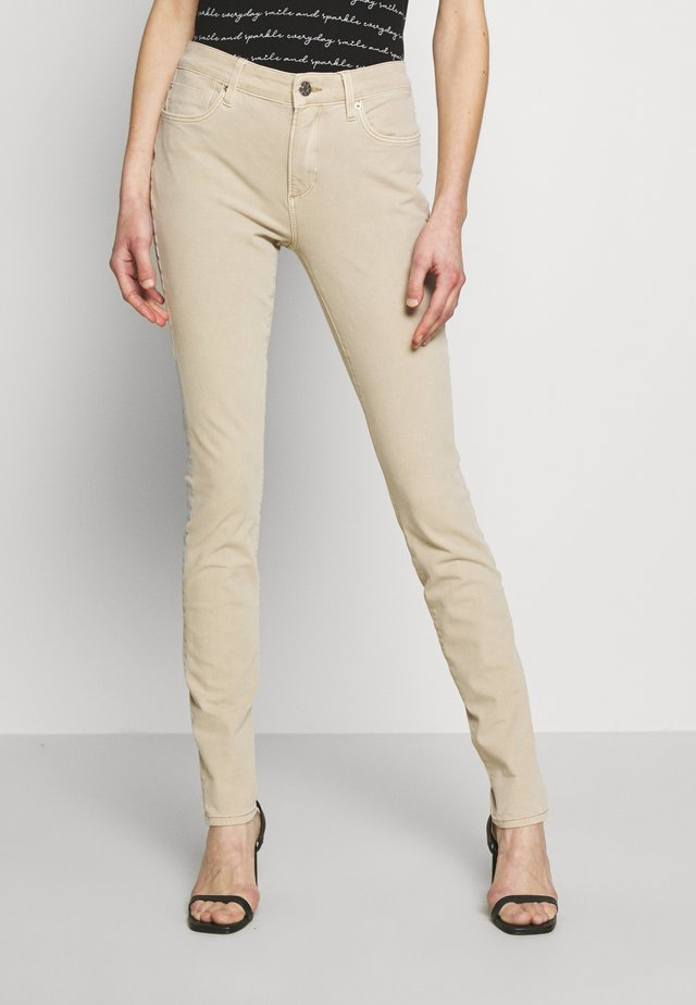 Jeansy Skinny Fit - tannen
