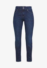 s.Oliver - Slim fit jeans - india ink - 4