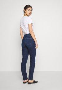 s.Oliver - Slim fit jeans - india ink - 2