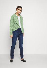 s.Oliver - Slim fit jeans - india ink - 1