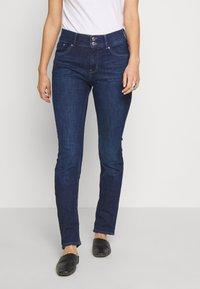 s.Oliver - Slim fit jeans - india ink - 0