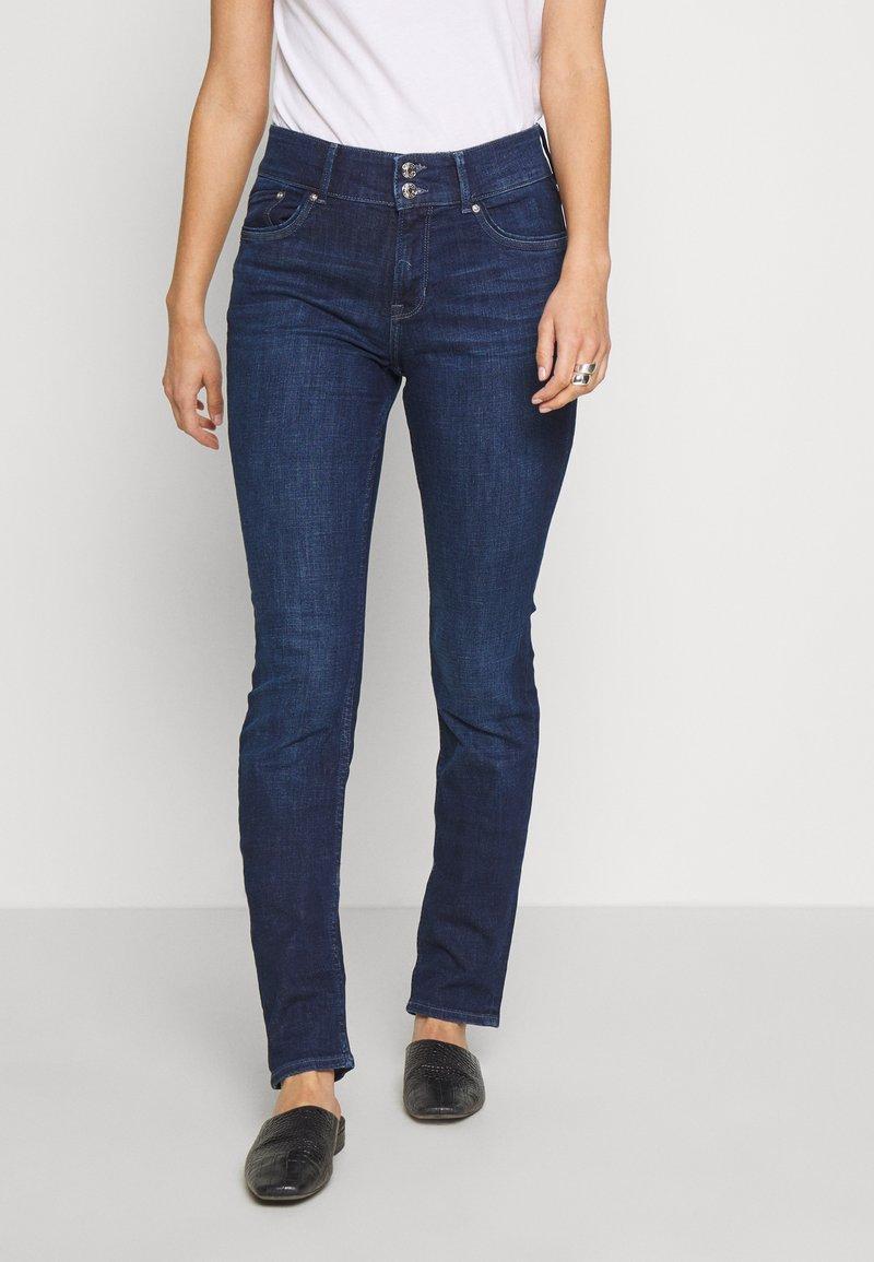 s.Oliver - Slim fit jeans - india ink