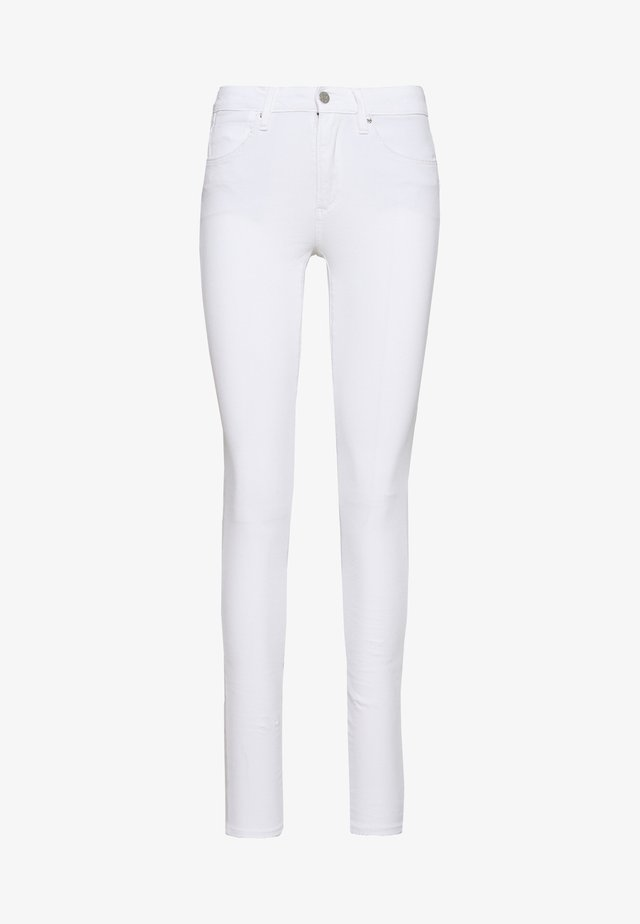 LANG - Jeansy Skinny Fit - white