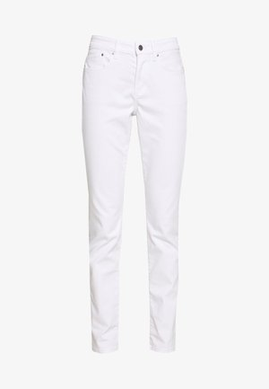 LANG - Slim fit jeans - white