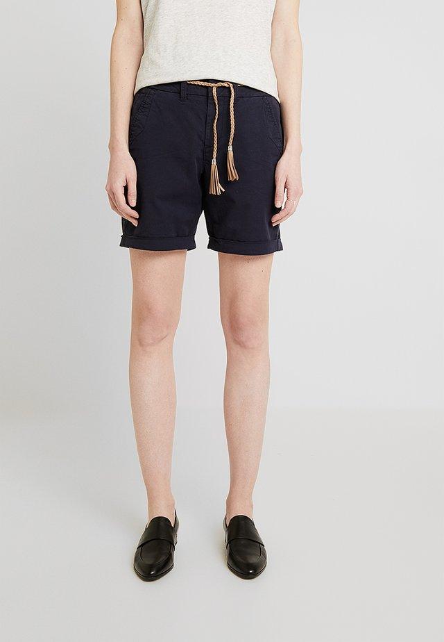 SHORT - Shorts - navy