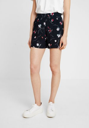 HOSE KURZ - Shorts - navy