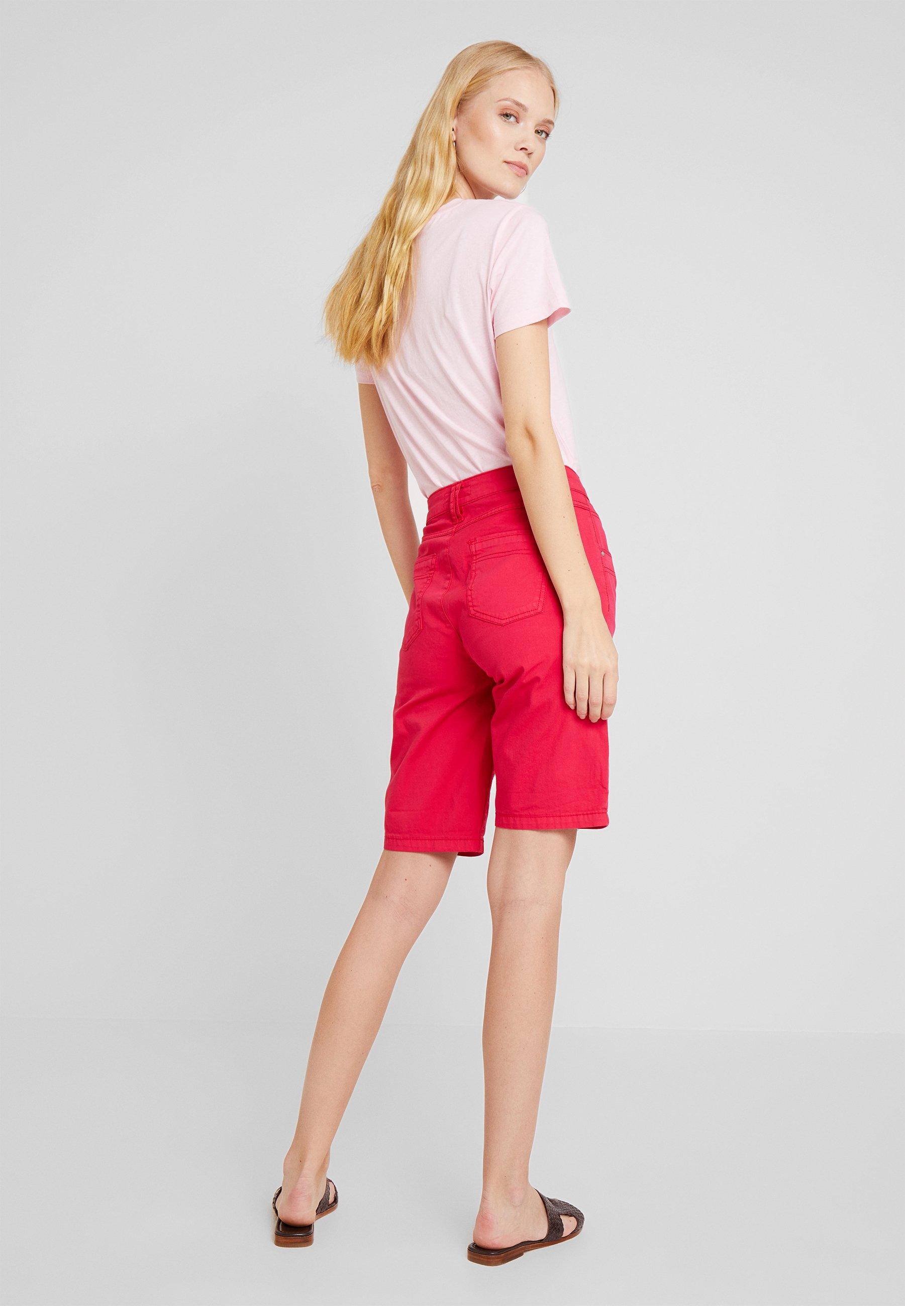 s.Oliver KURZ - Shorts dark pink