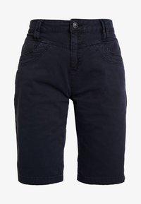 s.Oliver - KURZ - Shorts - navy - 3