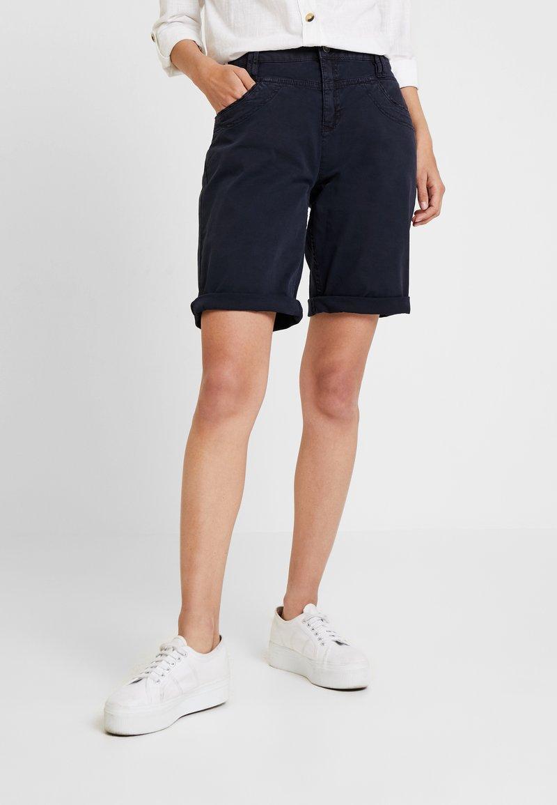 s.Oliver - KURZ - Shorts - navy