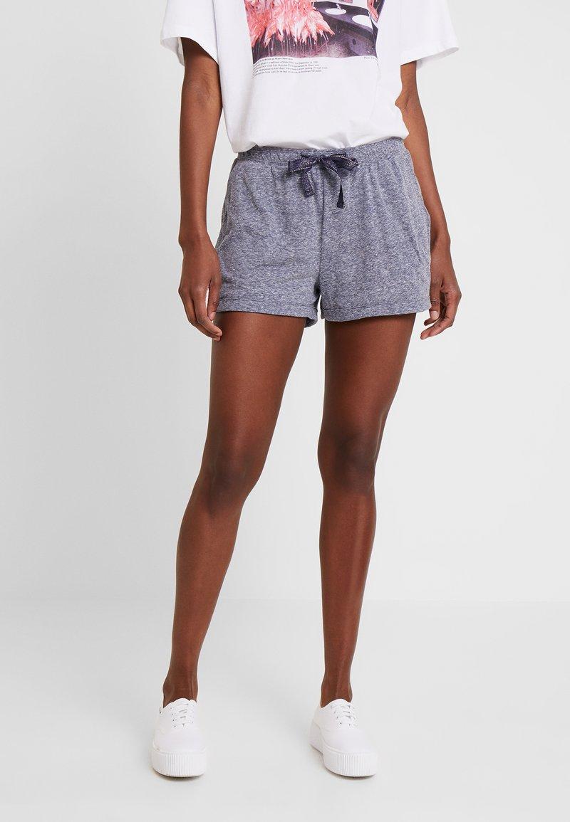 s.Oliver - Shorts - dark blue melange