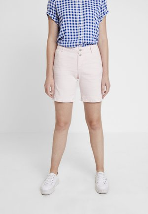 Denim shorts - sofe rose