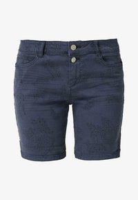 s.Oliver - Short en jean - blue - 5