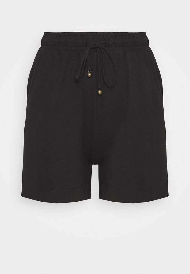 KURZ - Shorts - black