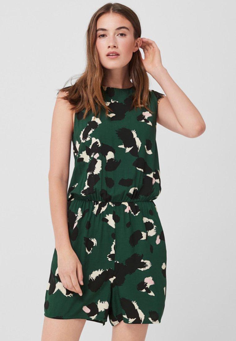 s.Oliver - Jumpsuit - dark green