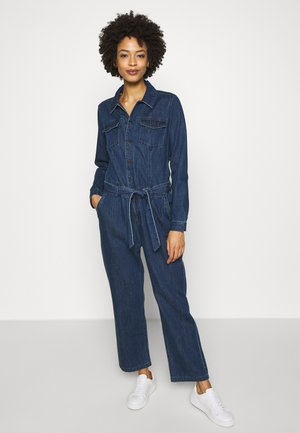 OVERALL - Combinaison - blue denim