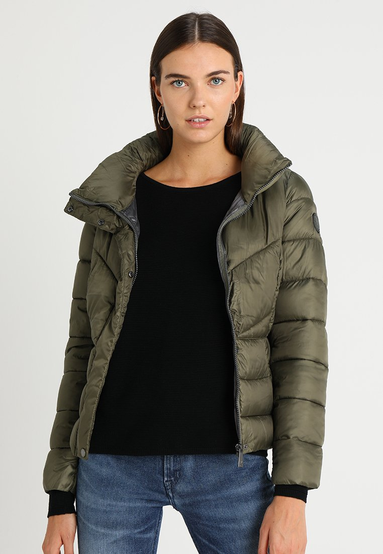 s.Oliver - Winter jacket - moss
