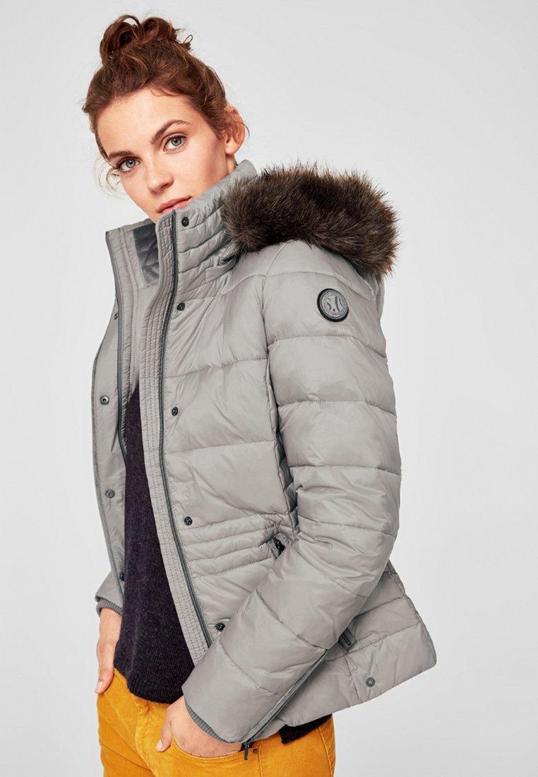 s.Oliver - Winter jacket - grey