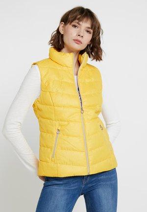 OUTDOOR - Liivi - pure yellow