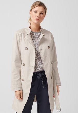 MIT STEHKRAGEN - Trenchcoat - cotton