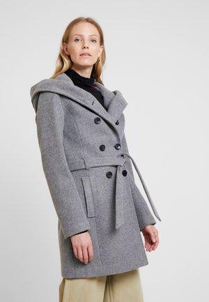 Manteau classique - grey melange