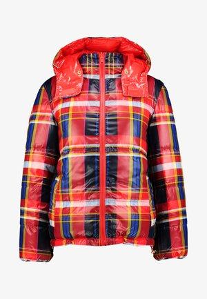 OUTDOOR - Zimní bunda - red