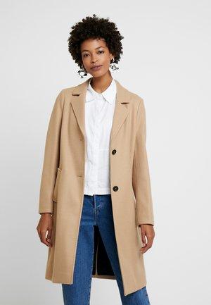 Zimní kabát - camel