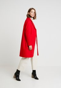 s.Oliver - Classic coat - scarlet - 1