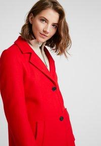 s.Oliver - Classic coat - scarlet - 4