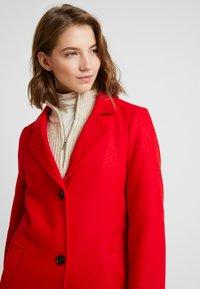 s.Oliver - Classic coat - scarlet - 3