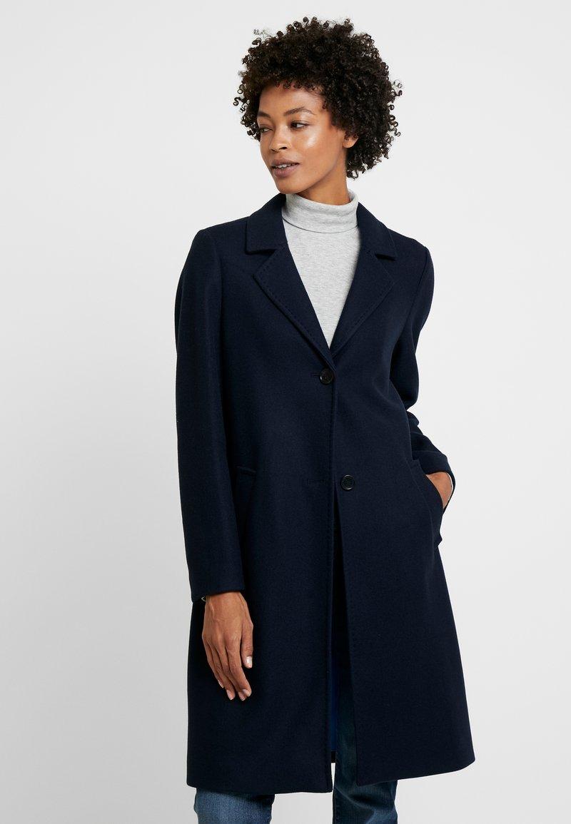 s.Oliver - Zimní kabát - night blue