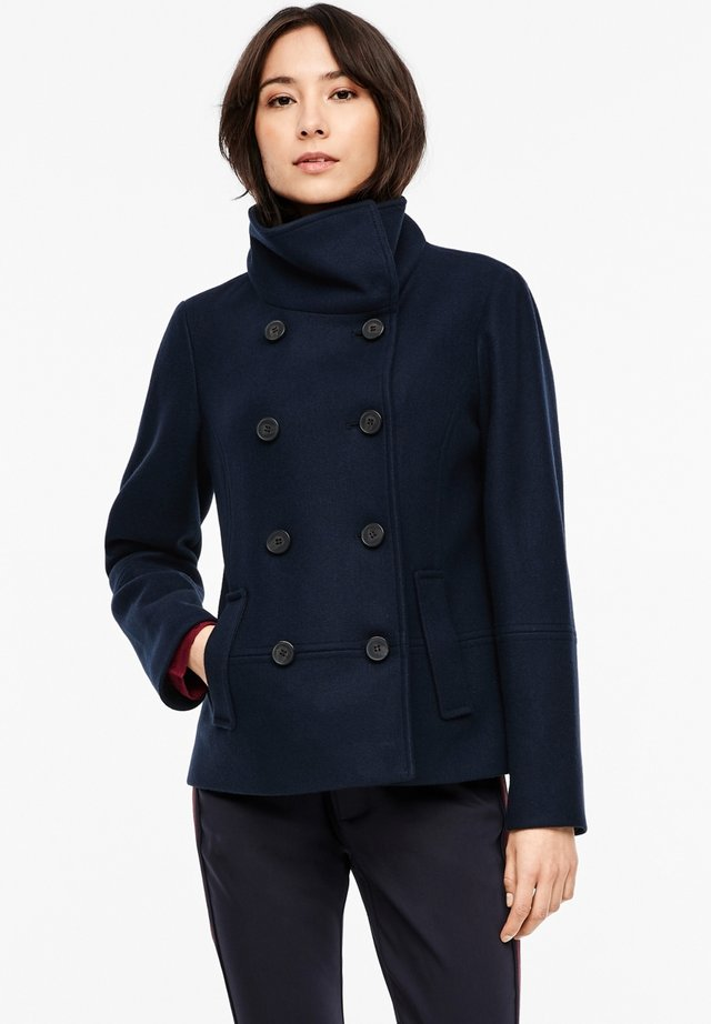 Outdoorjas - navy melange