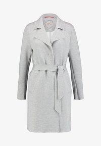 s.Oliver - Classic coat - grey melange - 5