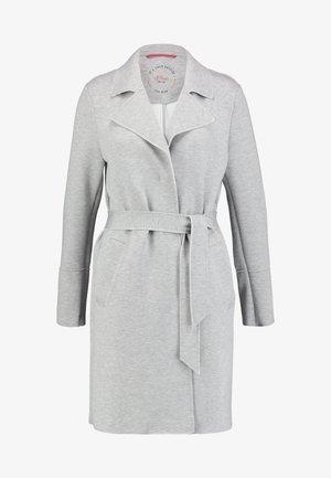 Wollmantel/klassischer Mantel - grey melange