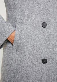 s.Oliver - Halflange jas - grey melange - 6
