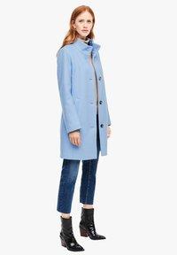 s.Oliver - Short coat - blue - 1