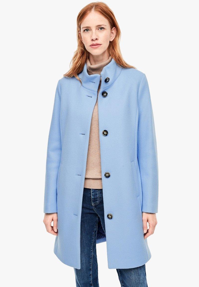 s.Oliver - Short coat - blue