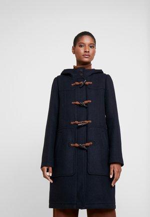 Płaszcz wełniany /Płaszcz klasyczny - night blue