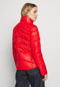 s.Oliver - Zimní bunda - red - 2