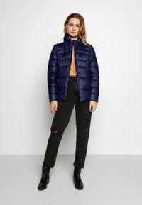 s.Oliver - Winter jacket - blue - 1